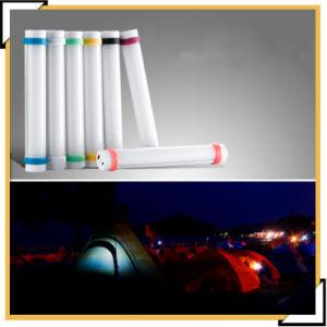 Inflatable Lounger Lay Bag LED Lighting Banana Air Sleeping Bag pictures & photos