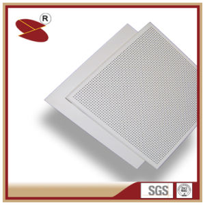 Eco-Friendly Roll Coated Surface Treatment Materials Ceiling Tiles pictures & photos