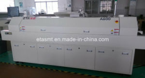 Large Size 8 Zones Hot Air SMT Reflow Oven pictures & photos