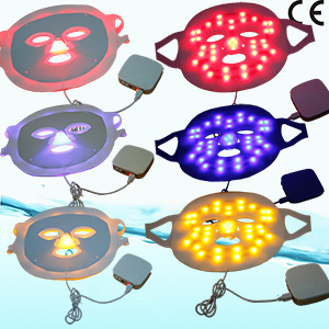 LED Light Therapy Mask for Shrink Pore and Rejuvenate Skin pictures & photos