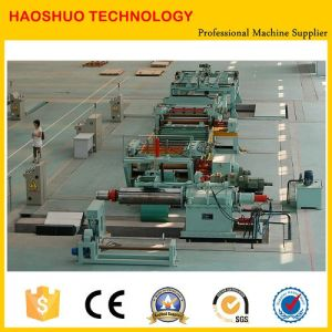 Semi-Automatic Steel Slitting and Cutting Machine pictures & photos