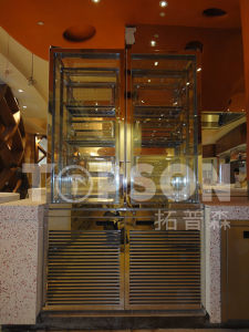 Steel Product Stainless Steel Furniture Table Cabinet Fabrication with Color Coating pictures & photos
