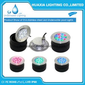 36watt Stainless Steel IP68 LED Underground Light (HX-HUG185-36W) pictures & photos