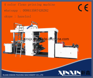 Mulitusage Multi Functions 4 Color Flexographic Printing Machine pictures & photos
