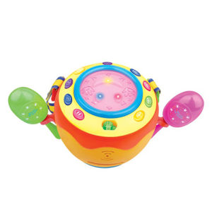 Educational Toys Battery Operated Drum (H0471200) pictures & photos