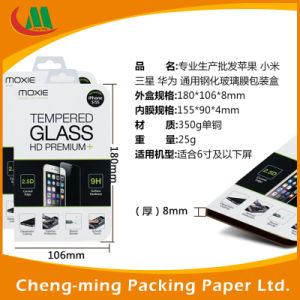 Recyclable Blister Packaging Box with PVC Window pictures & photos