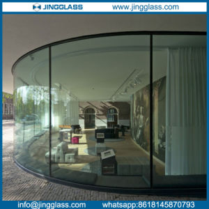 Curved Tempered Glass Single Glass and Compounded Glass with Laminated pictures & photos
