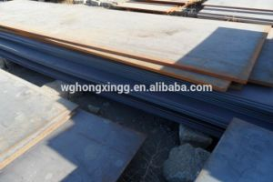 JIS Standard Structural Steel Plate Ss400 pictures & photos