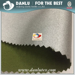 600d Silver Coated Oxford Fabric for Bag Use pictures & photos