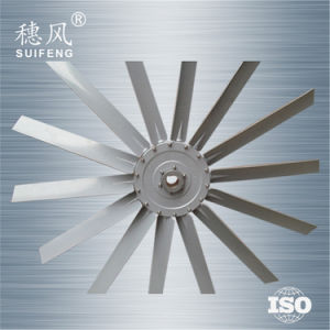 14 Blades Adjustable Aluminum Alloy Blades Fan Accessory pictures & photos