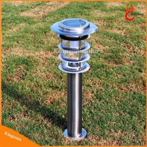 Stainless Steel Outdoor Solar Garden Path Step Stairs Way Yard Decoration Lamp Solar Driveway Solar Lawn Light pictures & photos