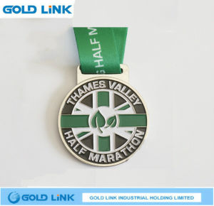 Customized Marathon Medal Running Souvenir Medallion Finisher Award Metal Crafts pictures & photos
