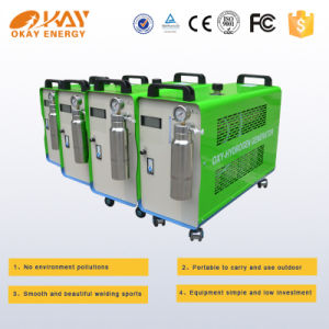 Hho Hydrogen Generator Fuel Saver Flame Polishing Acrylic pictures & photos