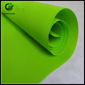Textile Materials 100% PP Spunbond Non Woven Fabric pictures & photos