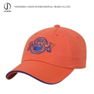 Washed Cotton Baseball Cap Leisure Fashion Hat Sandwich Baseball Cap Sport Cap pictures & photos