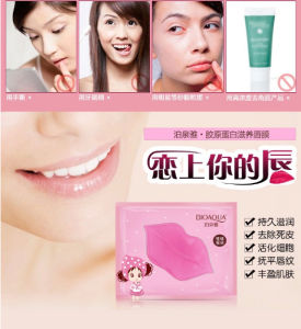 Bioaoqua Moisturizing Collagen Crystal Lip Mask pictures & photos