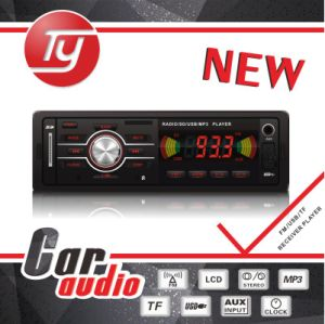 Car MP3 Audio / 12V Car Stereo /Car MP3 Player pictures & photos