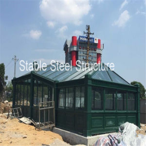 Metro Steel Structure Parts with High Quality pictures & photos