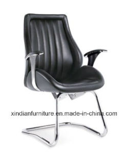 Xindian Fashion Design Black PU Fixedoffice Chair (D983A) pictures & photos
