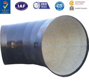 Polyurethane Pipe Heat Preservation / Polyurethane Insulation Pipe pictures & photos