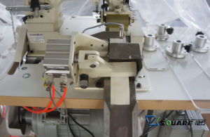 Model Clb2 Mattress Handle Sewing Machine with Cutter for Mattress pictures & photos