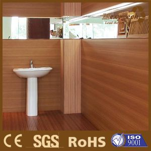 New Design WPC Plastic Interior Wall Decorative Panel for Bathroom pictures & photos
