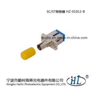 Sm/PC Sc-St Fiber Optic Adapter for Fiber-Opticalal Communications pictures & photos