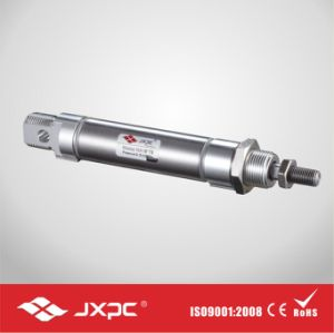 Pneumatic Stainless Steel Mini Air Cylinder pictures & photos