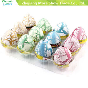 Novelty Magic Water Growing Dinosaur Cracks Hatching Eggs Cute Kids Toys Halloween Gift pictures & photos