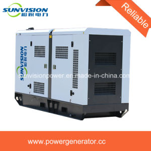 50kVA Super Silent Genset Driven by Cummins Engine (SVC-G55) pictures & photos