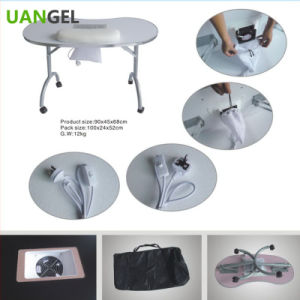 Portable Manicure Nail Table pictures & photos