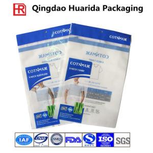 Customize Aluminum Foil T Shirts Packaging Bag pictures & photos