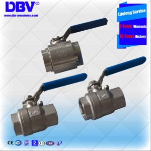 Thread Floating Ball Valve