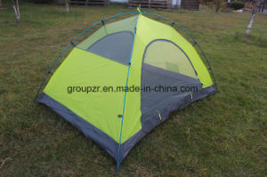 Double Layer Camping Tent for 1-2 Persons pictures & photos