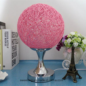 Modern Style with Rattan Material Table Light for Decoration pictures & photos