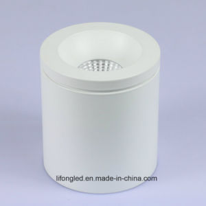 White Black Finish Surface Mounted LED COB Downlight with Ce RoHS, 7W 9W LED Downlight pictures & photos