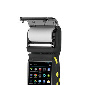WCDMA GSM Handheld Printer Android PDA with WiFi Bt Zkc3502 pictures & photos