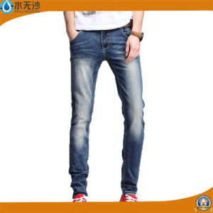 2017 OEM Skinny Jean Pants Fashion Denim Jeans for Men pictures & photos