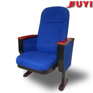Jy-615m VIP Brand Indoor Upholstery Church Auditorium Chair pictures & photos
