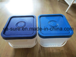 Hot Sale Square Plastic Bucket for Hardware 5L pictures & photos