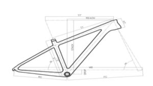 Most Popular 27.5 Inch Ud/3k Carbon Frame pictures & photos