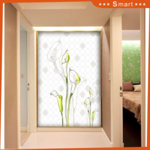 Cheap Price Home Decoration Yellow Flowers Pattern Design Oil Painting pictures & photos