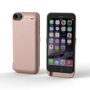 5000mAh External Battery Case for iPhone 7/ 6 pictures & photos
