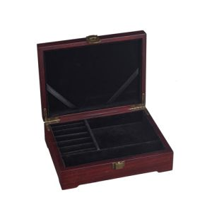 12 Coins Commemorative Solid Wood Packing Box Cc-160902