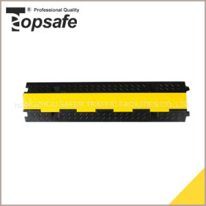 2 Channel Economic Rubber Cable Cover pictures & photos