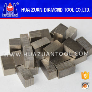 Diamond Segment for Large Saw Blade for Cutting Granite pictures & photos