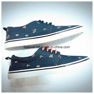 Good Quality with Lower Price Canvas Shoes Manufacturer pictures & photos