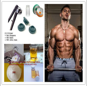 High Quality Bodybuilding Steroid Hormone Finished Vial Injection Testosterone Decanoate pictures & photos