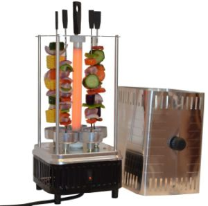 1000 Watts Kebab Grill -1 Barbecue Maker pictures & photos