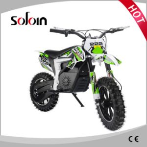 Disc Brake Lithium Battery Kids Motor Racing Electric Dirt Bike (SZE500B-2) pictures & photos